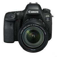 Canon/佳能EOS 6D Mark II 套机(24-105 STM) 全画幅单反数码相机