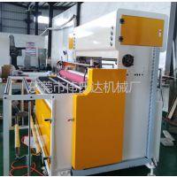 PP切片机生产商伟氏达机械专业生产片材裁切机 配置挤出机的切台