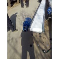 食品级铝型材输送机不锈钢防腐 自动流水线