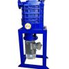 立式变螺距螺杆真空泵可回收低沸点溶剂