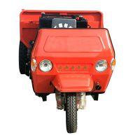 水田可使用的柴油自卸三轮车/致富行业都可使用的工程三轮车/更具韧性的工程用三马子