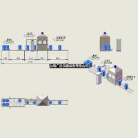 5升油漆涂料灌装机,自动液体灌装线上海广志