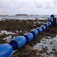 钢制浮筒与塑料拦污浮筒区别在哪里