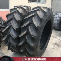 贵州前进 480/80R42 钢丝大马力拖拉机轮胎真空