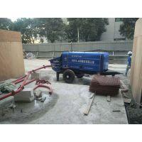 8月19日南京二手细石混凝土泵厂家合作南通四建互联科技研发中心项目