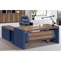 供应新款ZX-K2801实木油漆办公桌