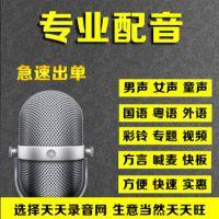 奶茶汉堡广告录音mp3视频语音