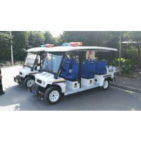 东莞市出售8座电动巡逻车/G1P8白色