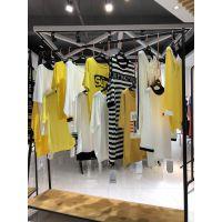 新款冰丝2019夏装休闲时尚当季新款品牌折扣女装尾货 服装店货源供应走份批发