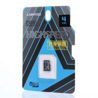 蓝雨TF手机高速储存内存卡micro SD行车记录仪TF卡4G 8G 16G 32G