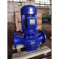 卓全ISG/ISW100-200(1)卧式管道泵价格选型