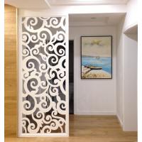 家装背景墙商装铺面形象墙波浪板装饰板厂家定制