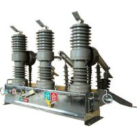 高压真空断路器ZW43-12G/630-20断路器厂家