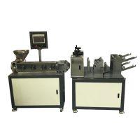 东莞 卓胜(厂家直销)ZS-432 单螺杆挤出机 实验室流延膜机 吹膜流延一体机