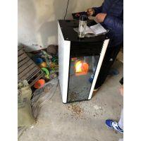 冬季 10个小时1度电 节能 无烟 生物 木屑 颗粒 取暖炉