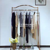 深圳高端品牌捡子家春季新款女装折扣批发走份尾货公司