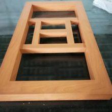 遵义铝方通厂 木纹方通格栅 毕节铝方通厂