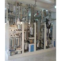天津大学化工学院KY-3小型精馏塔,实验室不锈钢玻璃精馏塔,气液平衡釜