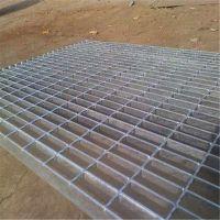 防滑格栅板 地沟网盖板 楼梯踏步网