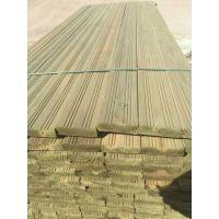 芬兰木地板厂家 芬兰木防腐木定制