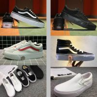 硫化085增高鞋OLD SKOOL松糕厚底SK8-HI男女帆布鞋板鞋