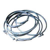 风管抱、排气管抱箍、高温管道抱箍和支撑环、木桶铁箍自动成型机