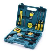 车载维修应急工具包 家用五金16件套工具箱随车组合套装 汽车用品