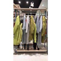 深圳女装品牌一手货源一线品牌高端大码羽绒服棉服羊绒大衣专柜货源走份批发
