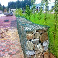 环标生态格网-PVC生态格网-包塑生态格网-生态石笼网-生态格宾网