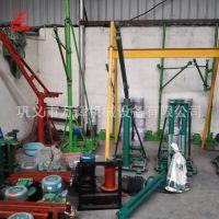 车床车间专用多功能小型吊机 平底装车用小型起重机 车间小吊机