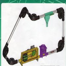 z字形粉末管链提升机 六九面粉玉米面管链提升机