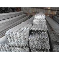 供应日标100*75*7.0 Q235B热镀锌等边角钢可切割加工