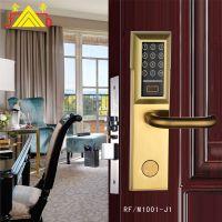 RF/M1001密码锁 公寓密码锁 感应密码锁 酒店密码锁 门锁