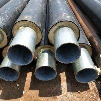 鼎固聚氨酯直埋式保温管 预制发泡硬质钢管安装厂家