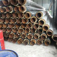 鼎固630*9聚乙烯黑黄夹克管 预制发泡保温管国标品质