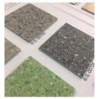 pvc商用塑胶地板 学校培训机构办公室地胶 工厂密实底耐压卷材防水