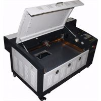 鑫源3050型葫芦旋转雕刻机工艺品小型激光雕刻机