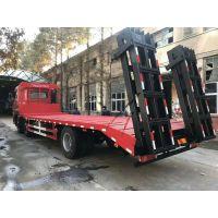 四川拉挖机平板运输车多少钱