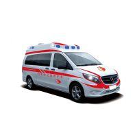 奔驰威霆监护型120救护车多少钱能买到?