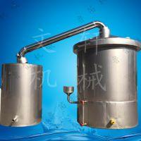 山东生产小型酿酒设备 白酒蒸煮酒设备 做白酒酿酒设备价格