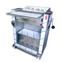 广州猪肉去皮机 不锈钢商用自动去皮机 牛肉剥皮机猪肉刮油机加工