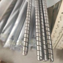 天德立钢丝绳芯不锈钢穿条 1米半不锈钢皮带串条