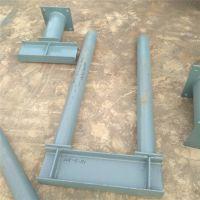 齐鑫供应碳钢双悬臂吊架 生产工艺先进 外观精美