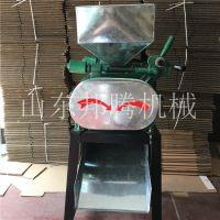 邦腾酿酒用玉米高粱破碎机 小型电动花生米破碎机 大豆挤扁机