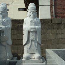 公园景观人物像石雕|花岗岩名人像石雕|校园石头名人像雕刻