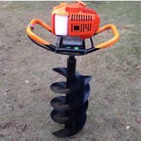 汽油动力挖坑机 农业土地钻眼机 果树种植用打坑机