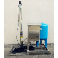 智能恒压变频供水设备 什么是无负压供水设备 RJ-2797