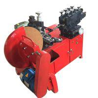 效率高小型桥梁波纹管制管机卡博恩固定式镀锌钢带卷波纹管制管机