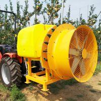 新型风送式果园喷雾机 果园打药喷雾机 果树弥雾打药机 金原制造