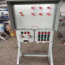防爆风机动力配电箱BXMD53-6/K80 总开80A/3P 带热继功能
